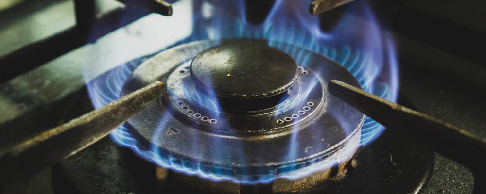 gemiddeld gasverbruik per maand